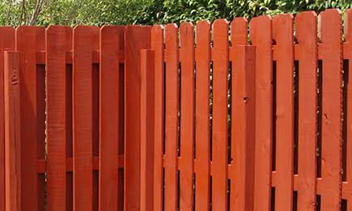 Fence Painting in Andover MA Fence Services in Andover MA Exterior Painting in Andover MA